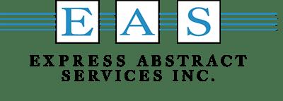 Express Abstract Services Inc Logo